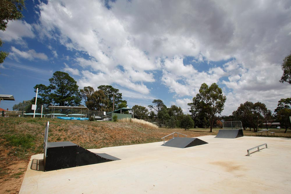 Binalong Skatepark