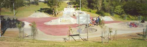 Browns Plains Skate Park