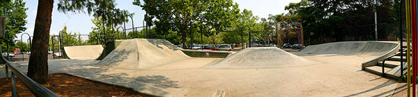 Civic Skatepark (CLOSED)