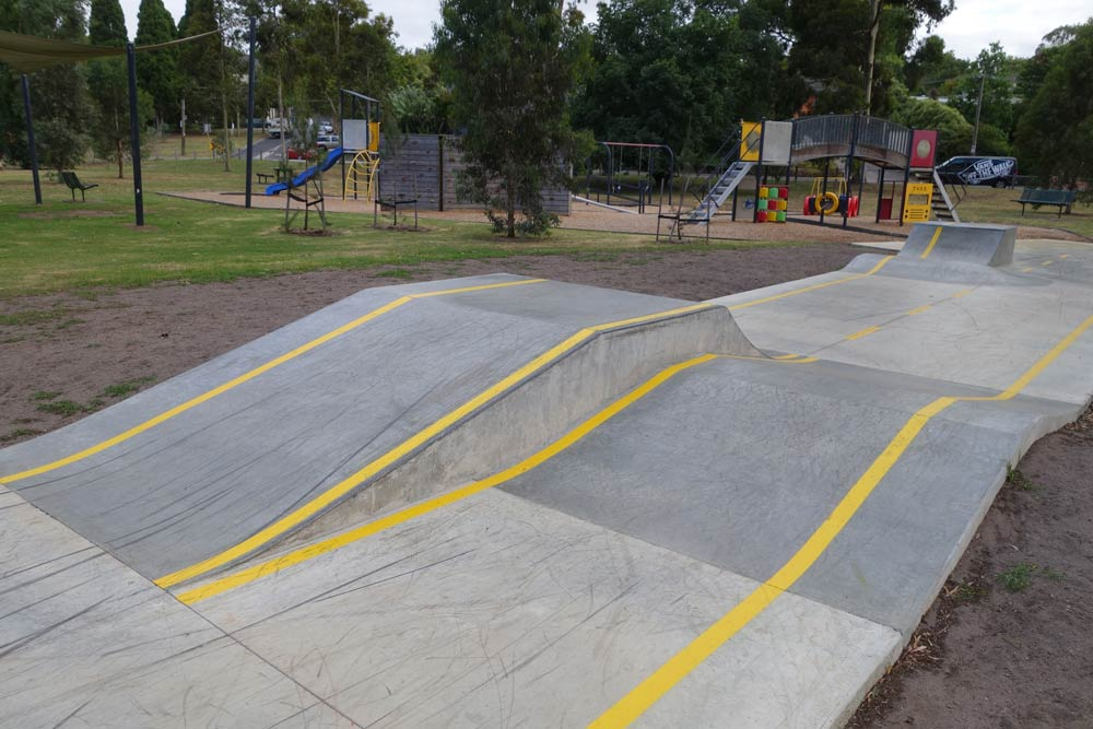 HS Smith Beginners Park