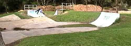 Lane Cove Skatepark