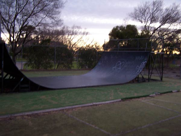 Marion Mini Ramp