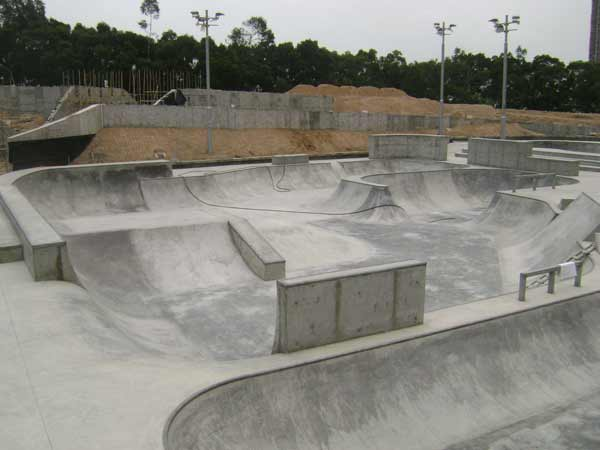 PKV Skatepark (Still Closed)