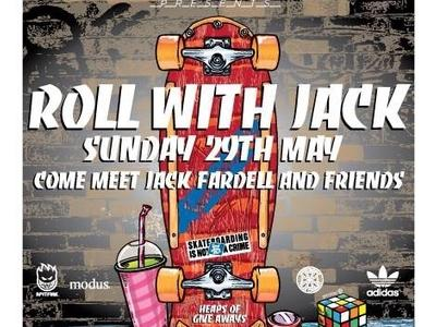 Roll with Jack