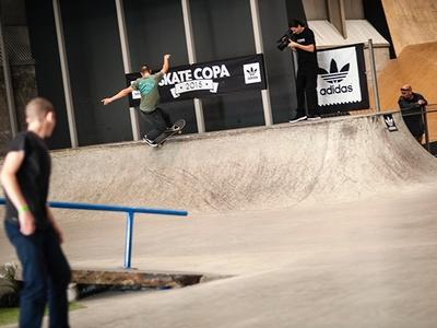 RE: Adidas Skate Copa Video