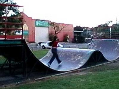 Annandale Mini Ramp (CLOSED)