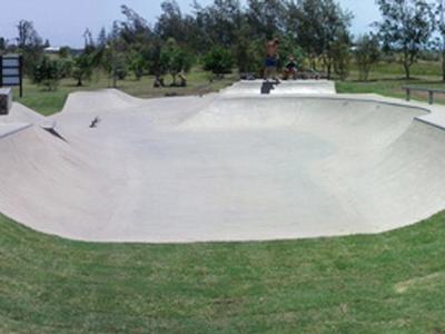 Burnett Heads Skatepark
