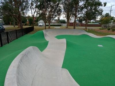 Emprie Bay Pump Track