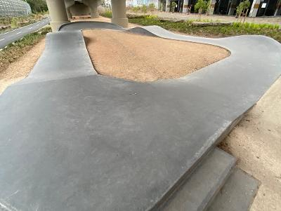 East Malvern Pump Track