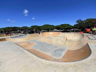 Hervey Bay Skatepark