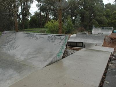 Mount Evelyn Skatepark