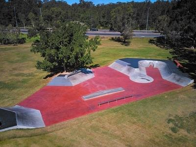 Murrarie New Skatepark