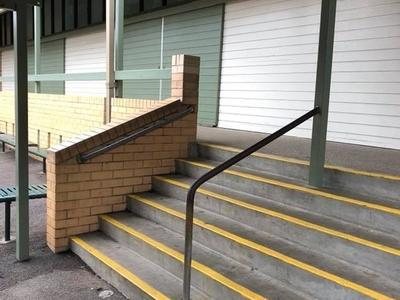 Lane Cove School Rail