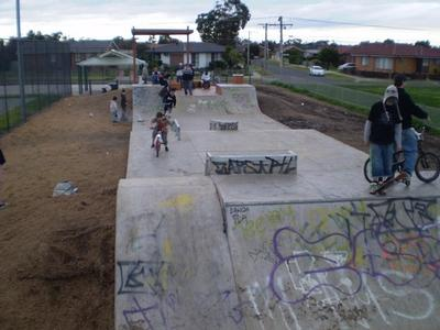 Sunshine West Skatepark