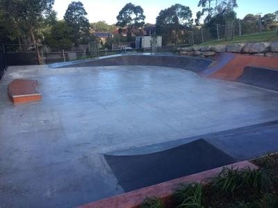 Woronorra Heights Skatepark