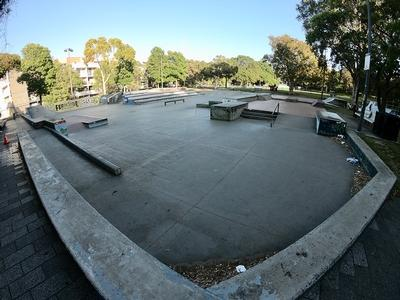 Waterloo Fernside Skate Park