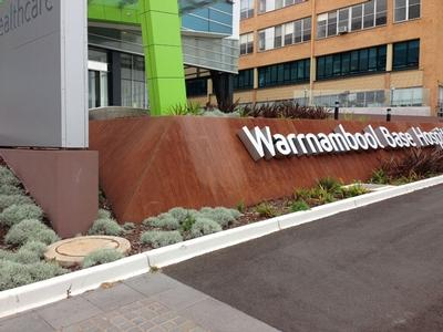 Warrnambool Hospital Gap