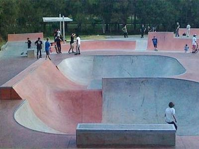 Underwood Skatepark