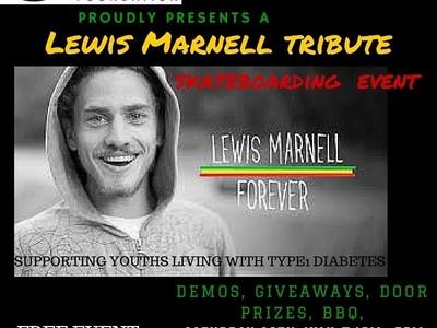 Lewis Marnell Tribute event at the Park